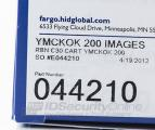 Fargo Persona C30e Full Color Ribbon YMCKOK 200 Prints