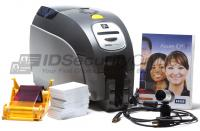 Zebra ZXP Series 3 Single Sided Photo ID System