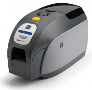 Top-selling ID card printers of 2013. #3: Zebra ZXP3
