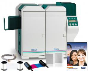 Nisca ID Card Printer Supplies