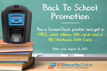 Back To School Promotion: Save Big!