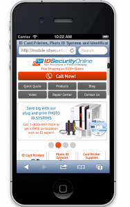 Mobile version of IDSecurityOnline.com now available