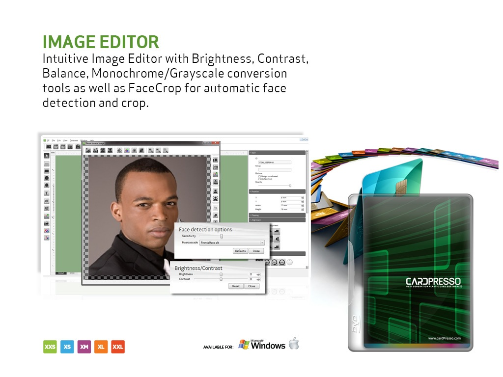 Cardpresso Software Id Card Printers From All Major Brands