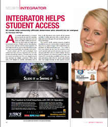 Integrator Helps student access
