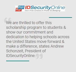 IDSecurityOnline.com Kicks Off 2018 With New STEM Scholarship Program; Awards $1000 to University of Maine Student