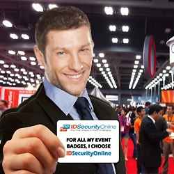 IDSecurityOnline.com simplifies event badge printing