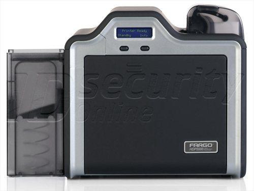 Fargo HDP5000 Card Printer Encoder Unique Qualities