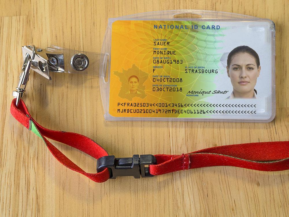 Badge Accessories Essentials