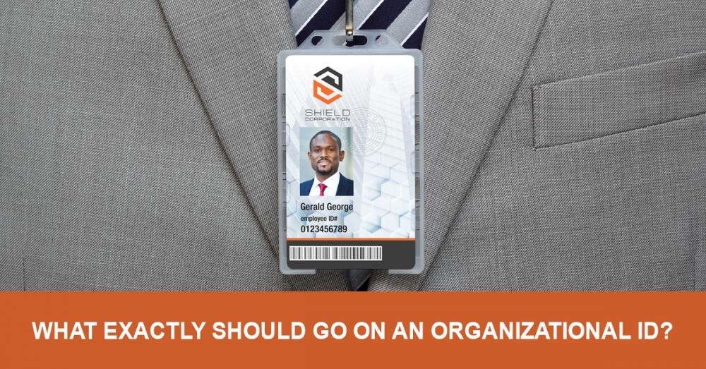 Everything to Include on Your Organization's ID Cards