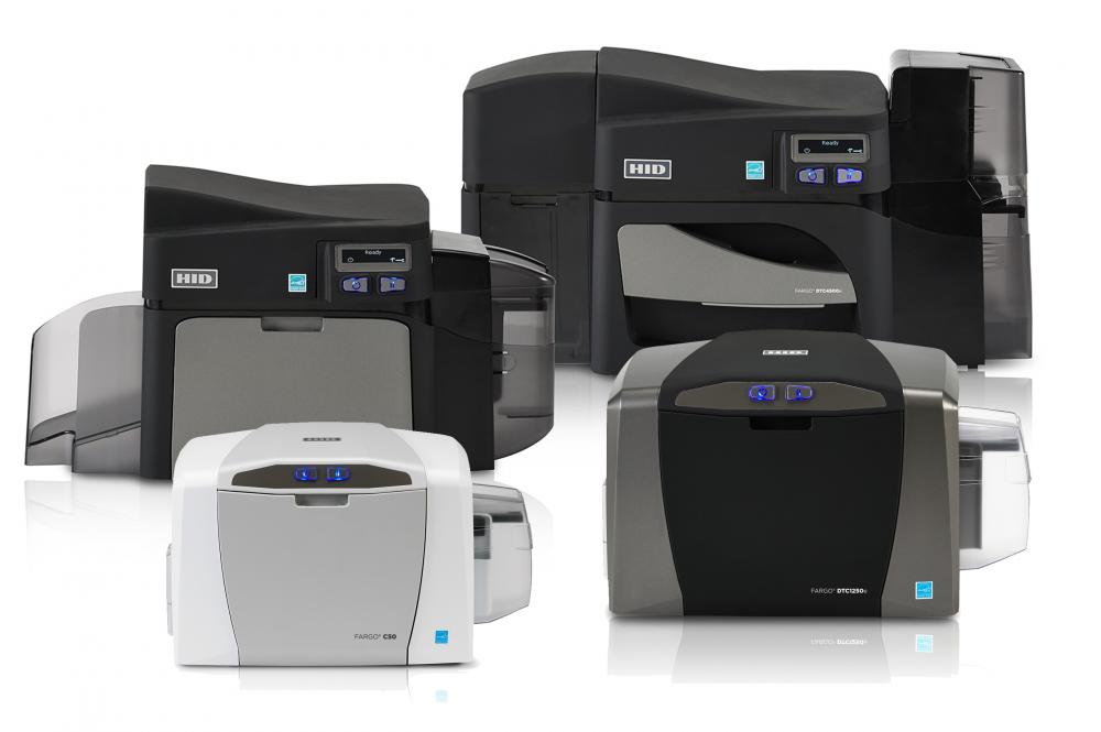 Introducing the new line of Fargo DTC ID card printers