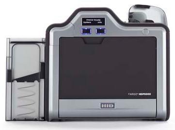 Top-selling ID card printers of 2013. #2: Fargo HDP5000