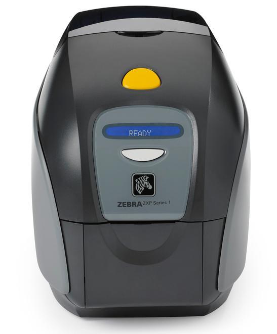 Zebra® ZXP SERIES 1 ID Card Printer — Printer of the Week