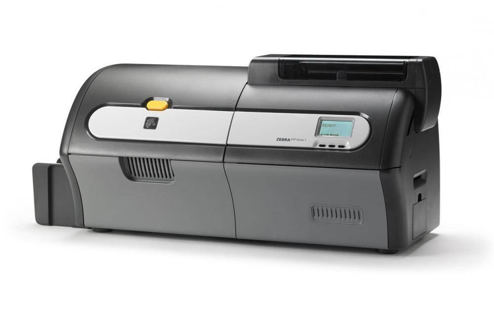 Zebra ZXP7 card printer: save BIG on your next card printer