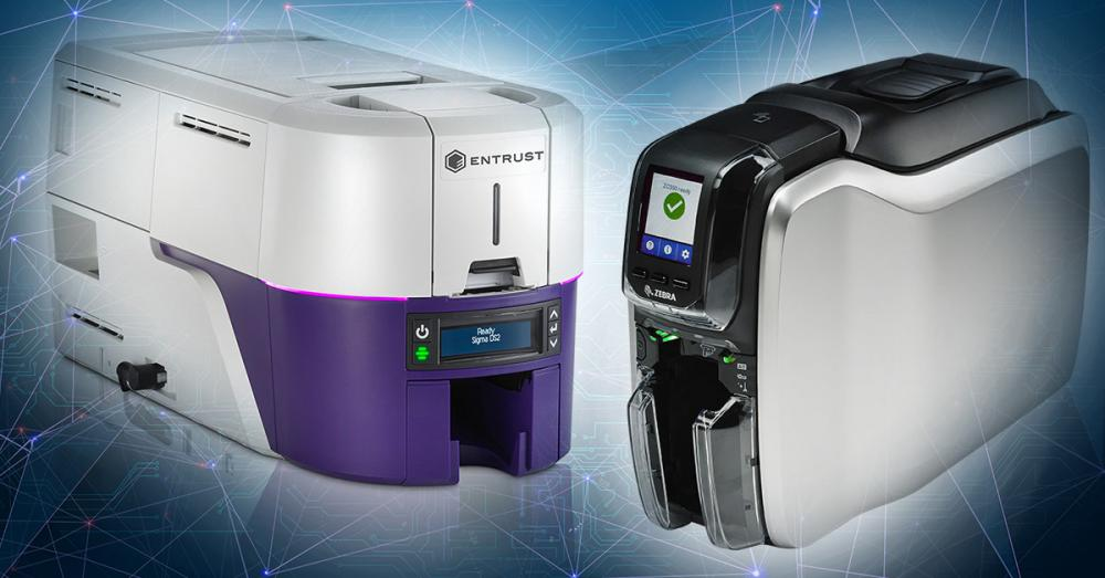 Differences Between Single and Dual-Sided ID Card Printers — Why it Matters