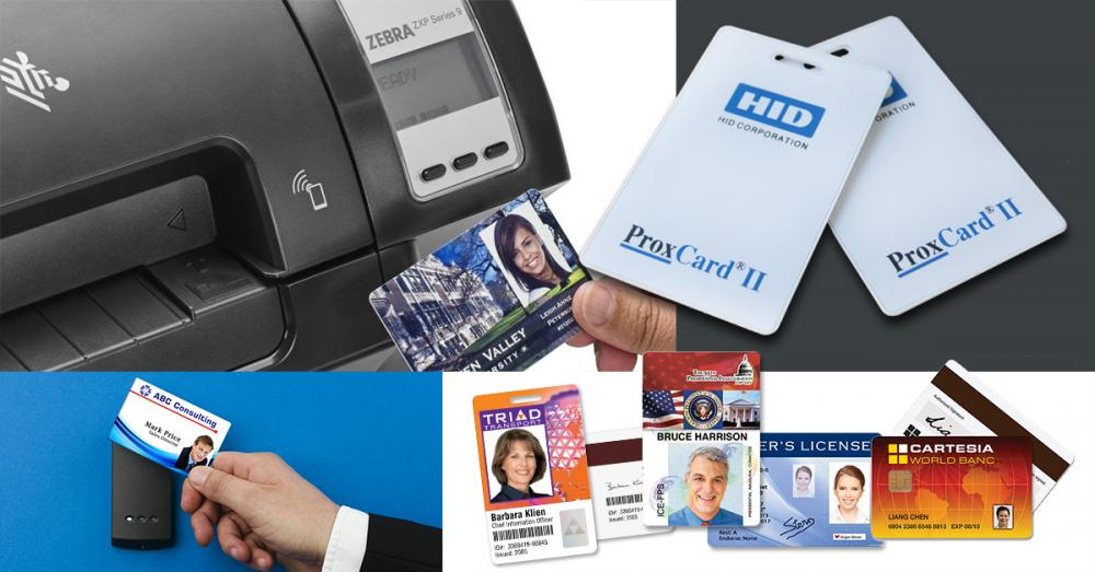 Gain Speed and Security in the Workplace with Proximity Cards