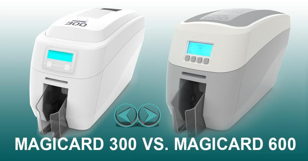 Magicard 300 vs. Magicard 600 - A Complete Breakdown