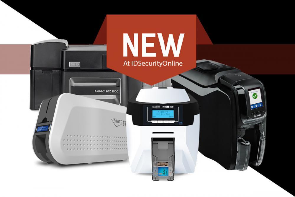 IDSecurityonline's Newest ID-Card Printer Lineup