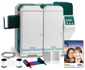 Nisca ID Card Printer Supplies