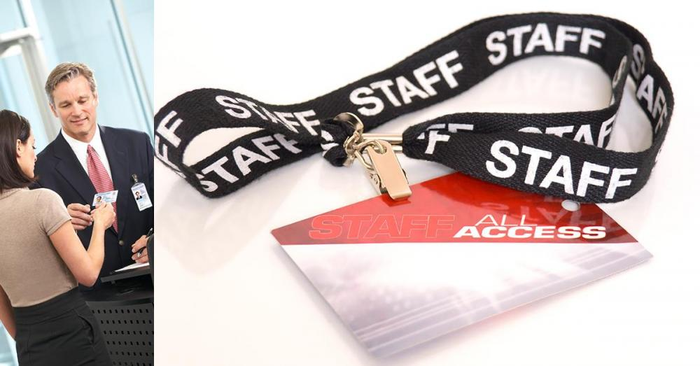 Accessories to make your organization's ID badges more efficient