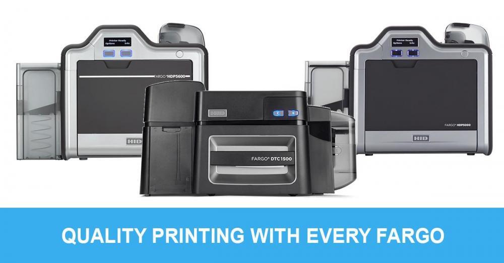 The Ultimate Fargo Series ID Card Printer Comparison
