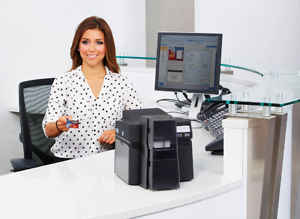 Fargo � a Leading Name in PVC ID Card Printers
