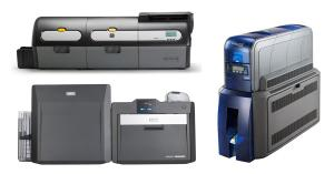 Laminating ID Card Printers