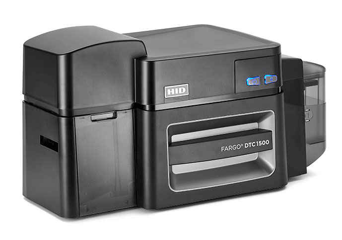 Fargo DTC1500 Printer – Relied on for any Card Print Application