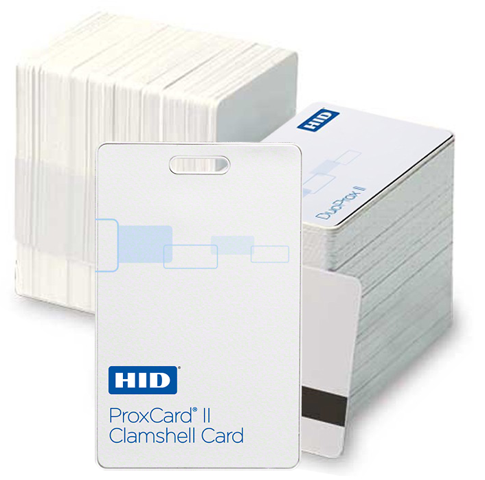 What Do All the Options Mean When Ordering Proximity Cards?
