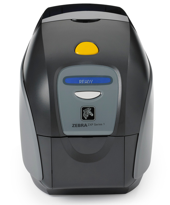 Zebra® ZXP SERIES 1 ID Card Printer — Printer of the Week