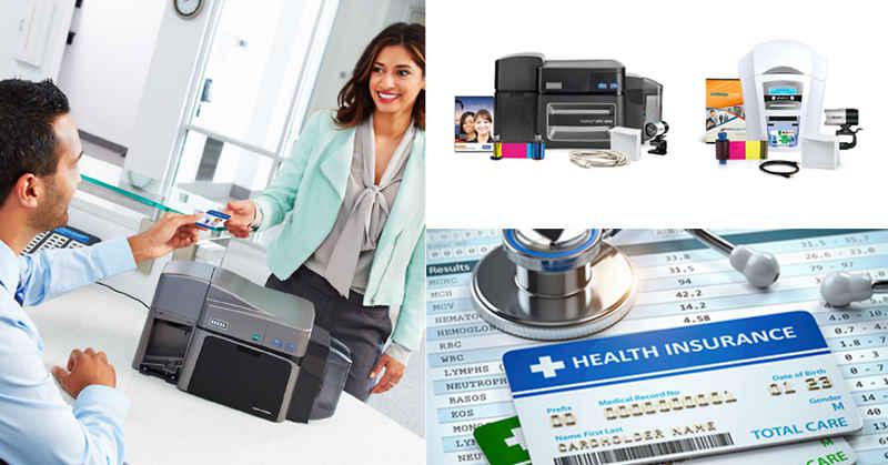 How Do Healthcare Companies Use ID Card Systems?