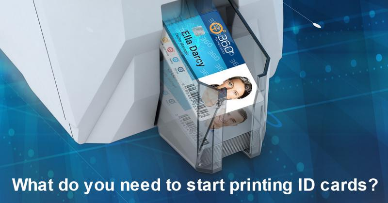 Understanding the value of ID cards for manufacturing company