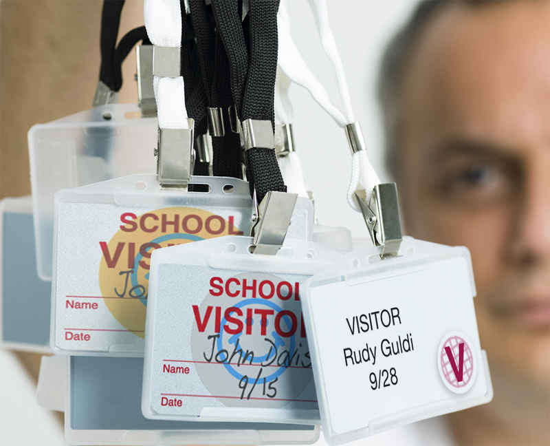 What Are Visitor Badges and Why are they Essential?