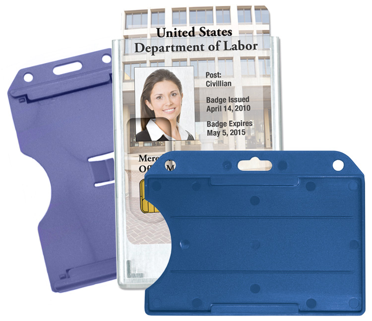 Badge Holders   ID Card Printers from all major brands