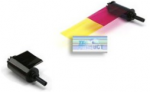 NiSCA Full Color UV Ribbon, YMCFK, 250 prints
