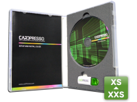 Upgrade from CardPresso XXS to XS
