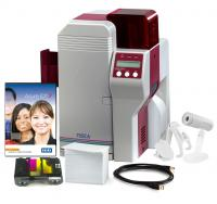 Nisca PR5360LE Single Sided Photo ID System