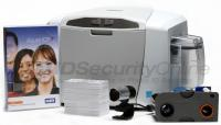 Fargo C50 Single Sided ID Card Printer System