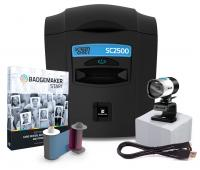 ScreenCheck SC2500 Single-Sided Photo ID System