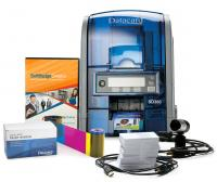 Datacard SD360 Double Sided Photo ID Card System