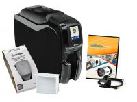 Zebra ZC350 Dual Sided Photo ID System