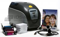 Zebra ZXP Series 1 Single Sided Photo ID System