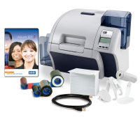 Zebra ZXP Series 8 Retransfer Single Sided Photo ID System