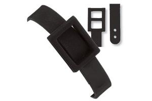 Plastic Dual Post Textured Strap