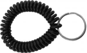 Wrist Coil with Split Key Ring
