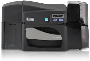 Fargo DTC4250e ID Card Printer