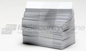 CR80.30 (30 Mil) White PVC Cards - Qty. 500
