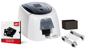 Evolis Edikio Price Tag Access Solution