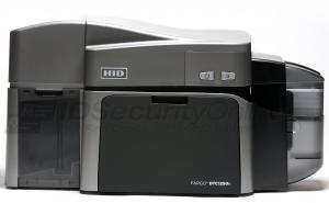 Fargo DTC1250e Dual Sided ID Card Printer