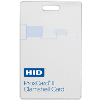 HID 1326 ProxCard II Cards – Not printable – Qty 100