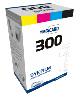 Magicard Color Ribbon - YMCKO - 300 Prints